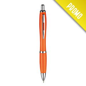 penna personalizzata mila arancione