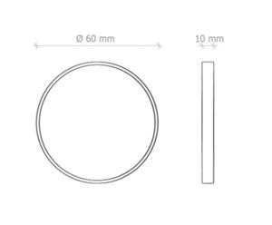 misura braccialetto adulto