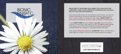 casacca antimnicrobica giblor's
