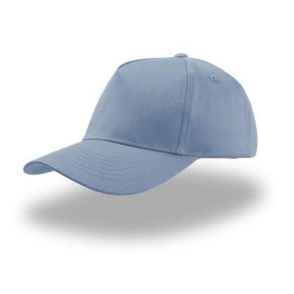 cappello atlantis celeste stampato ricamato personalizzato alterego