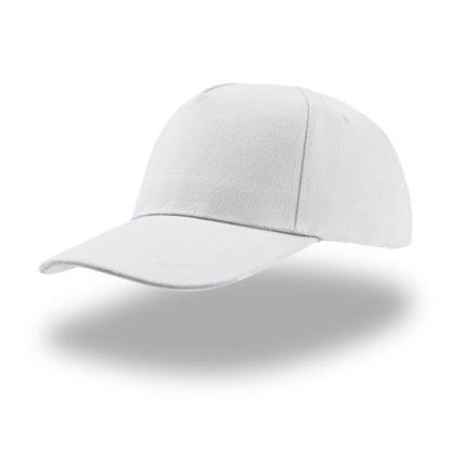 cappello bianco personalizzato atlantis