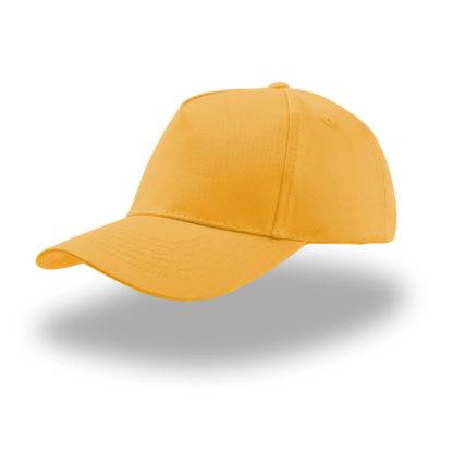 cappello atlantis giallo stampato ricamato personalizzato alterego
