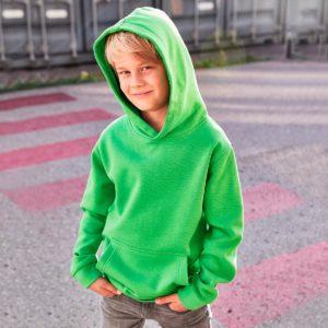 felpa cappuccio bambino personalizzata ricamata stampata alterego