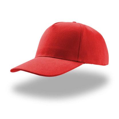 cappello personalizzato alterego atlantis liberty five rosso