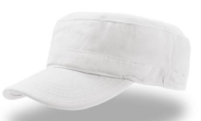 cappello personalizzato alterego rcamato stampato atlatnis bianco tanks