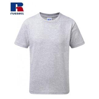 t-shirt maglietta russell manica corta personalizzata alterego grigia maglietta grigia