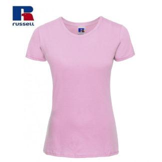 t-shirt maglietta russell femminile donna manica corta personalizzata alterego maglietta rosa