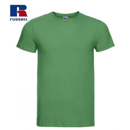 t-shirt maglietta russell manica corta personalizzata alterego maglietta verde
