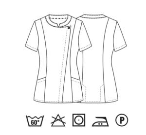abbigliamento settore bellezza e benessere