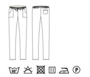 casacca pantalone antimicrobico