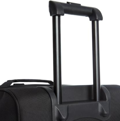 borsone trolley nero personalizzato alterego