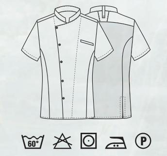 abbigliamento professionale qualità
