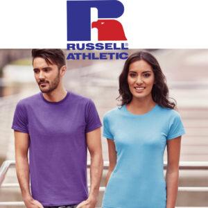Magliette T-shirt Russell uomo donna bambino fornitori ingrosso rivenditori magliette personalizzate t-shirt personalizzate
