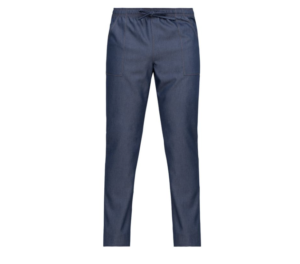pantalonepromozioni nuova collezione divisa lavoro personalizzabile con ricamo tessuto jeans antimacchia no stiro confort blu bianco nero grigio fiori fantasia