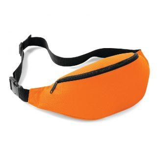 marsupio arancione personalizzabile bagbase